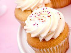 Cream cheese frosting | Recept.nu Cupcake Recipes, Baking Recipes, Dessert Recipes, Desserts, Baking Ideas, Creme Cheese Frosting, Baking Accessories, Chocolate Cupcakes, Stevia