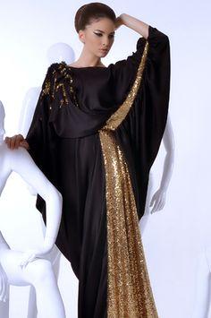 """""""Fashion & Modesty can walk down the CATWALK side by side. Arab Fashion, Islamic Fashion, Muslim Fashion, Modest Fashion, African Fashion, Fashion Outfits, Womens Fashion, Oriental Dress, Oriental Fashion"""