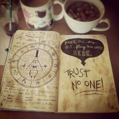 gravity falls wreck this journal - Google Search