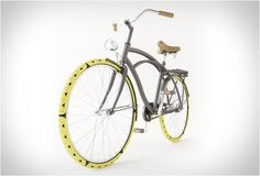 Bike Spikes - Let You Cycle In The Snow