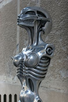 H. R. Giger Museum and bar