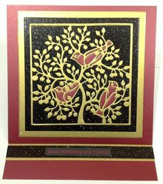 Barbara Gray, Parchment Cards, Frame, Clarity, Card Making, Painting, Design, Inspiration, Decor