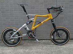 kuwahara gaap bike