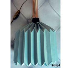 Tuto : Réaliser une suspension origami, par Toga