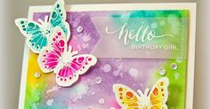 Bridget's Paper Blessings: Butterfly Trail