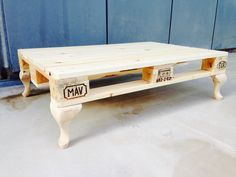 Coffee table #CoffeeTable, #Pallet