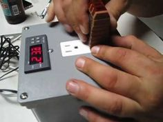How to build a Temp Controller with a STC-1000 - YouTube
