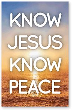 "DO YOU KNOW TRUE PEACE? PEACE MADE: ""In whom [Jesus] we have redemption through His blood, even the forgiveness of sins … having made peace through the blood of His cross."" (Colossians 1:14,20) PEACE"