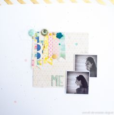 Maggie Holmes - Signatures - Layout Me von Sarah Jürs
