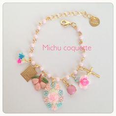 Michu coquette bracelet