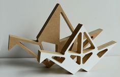 PCH DECO Muebles y objetos de diseño escandinavo listos para armar. http://charliechoices.com/pch-deco/