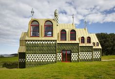 Julie Cope House in Essex, UK