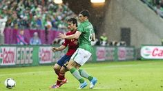 David Silva scored and provided two assists to be Spain's top performer against Ireland