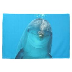 Smiling Dolphin Hand Towels  $23.95