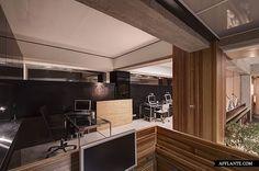 TBDC – Taipei Base Design Center Office // TBDC | Afflante.com