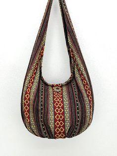 Convertible handbag backpack gobelin shoulder hobo purse travel urban  woman s rucksack eco vegan hip  51a0aa460c700
