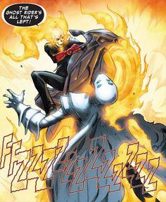 Ghost Rider vs Ichor Spirit Of Vengeance, Comic Page, Ghost Rider, Mass Effect, Marvel Art, Gi Joe, Transformers, Dc Comics, Cosplay