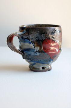 ralph nuara stoneware tea mug