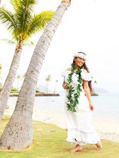 10 Best Hawaiian Wedding Dresses Images Hawaiian Wedding Dresses