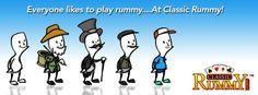 Everyone likes to #playrummy at classic #rummy  https://www.classicrummy.com/play-rummy?link_name=CR-12