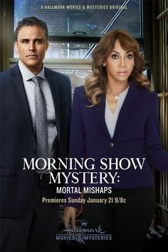 "Preview: ""Morning Show Mystery: Mortal Mishaps"" with Holly Robinson Peete and Rick Fox Premieres Sunday on Hallmark Movies & Mysteries #HallmarkMovies #VideoClips #photos  Find out more: https://www.redcarpetreporttv.com/2018/01/20/preview-morning-show-mystery-mortal-mishaps-with-holly-robinson-peete-and-rick-fox-premieres-sunday-on-hallmark-movies-mysteries-hallmarkmovies-videoclipsphotos/"