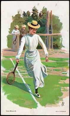History of Women's Tennis Tennis Legends, Vintage Tennis, Sport Tennis, Photo Reference, Historian, Female Art, Mittens, Baseball Cards, Artist