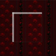 KRW Gothic Red Roses Stripe Fabric by KRWFabric   http://www.zazzle.com/krw_gothic_red_roses_stripe_fabric-256481578272162163?rf=238228937903605568