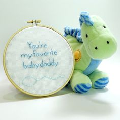 You're My Favorite Baby Daddy - Hilarious!