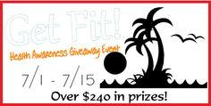 http://mycharmedmom.com/2012/07/01/enter-get-fit-health-awareness-giveaway-event/