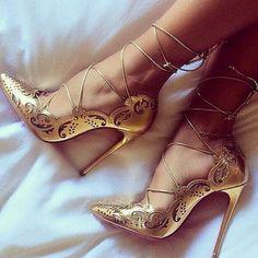 Muita perfeição pra um sapato só <3