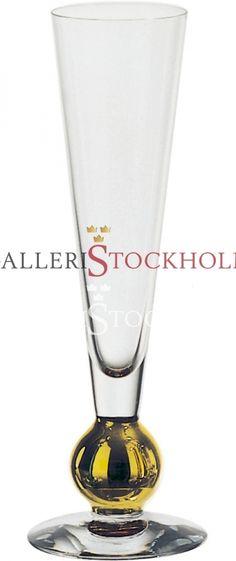 Gunnar Cyrén - Nobel Champagne Kristallglas Beställ här! Klicka på bilden. Champagne, Tableware, Glass, Museum, Sculpture, Boden, Dinnerware, Drinkware, Tablewares