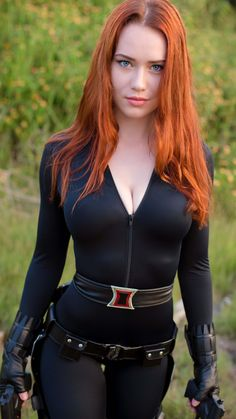 Post with 1965 votes and 51771 views. Tagged with cosplay, marvel, blackwidow; Black Widow cosplay by Nichameleon Black Widow Cosplay, Black Widow Kostüm, Black Widow Marvel, Marvel Cosplay, Alaaf You, Gorgeous Redhead, The Avengers, Best Cosplay, Cosplay Girls