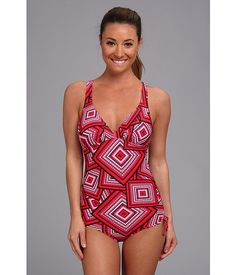 Lole Madeira One Piece Swimsuit-miami trip