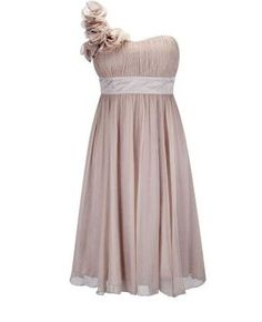3x 'Ivy' bridesmaid dresses by Fever designs blush pink/nude  FOR SALE ON PRELOVED
