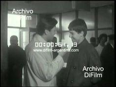DiFilm - Raphael visita Argentina por primera vez (1967)