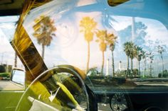 double exposure photography.  This is so cool!