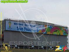09 de Julho de 2014 Estádio do Corinthians Copa do Mundo 2014