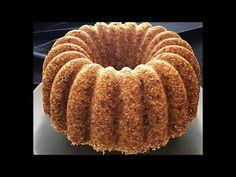 Bir çoğumuzun kabartma tozu kullanmasına rağmen kekleri kabarmıyor. Bugün bir çılgınlık yapıp kabartma tozunu protesto ediyoruz :) ve kabartma tozu kullanmadan balon gibi kabaran tahinli susamlı kek yapıyoruz. Cake Recipes, Sausage, Bread, Youtube, Food, Cakes, Easy Cake Recipes, Cake Makers, Sausages