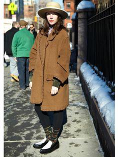 Batsheva Hay #prada #hermes #driesvannoten #newyorkfashionweek #nycfashionweek #nycfashion #nycstreetstyle #newyorkstreetstyle #newyorkfashion