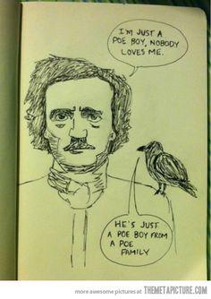 Just a Poe boy… love <3
