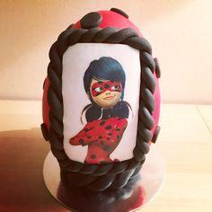 Ladybug egg!