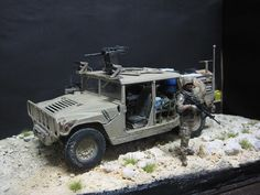 Ground Mobility Vehicle - DUMVEE 1/35 Scale Model   ( :)) To defend tegola,  miniatureapartament  )