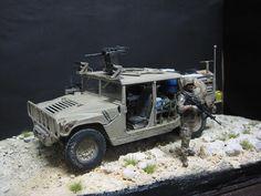 Ground Mobility Vehicle - DUMVEE 1/35 Scale Model   ( :)) To defend tegola,  miniatureapartament  )