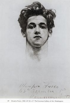 Moika Palace — Sketches by John Singer Sargent, ca. John Singer Sargent, Sargent Art, Pencil Portrait, Portrait Art, Male Portraits, Juliette Aristides, Charcoal Sketch, Charcoal Drawings, Illustrations