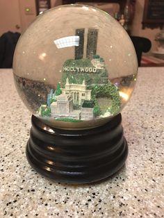 Saks Fifth Avenue Snow Globe - HOLLYWOOD, CA (RETIRED)