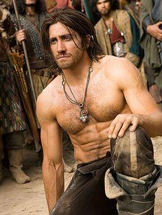 Jake Gyllenhaal... Now that is HOT!