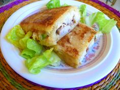 SPLENDID LOW-CARBING BY JENNIFER ELOFF: MIRACLE DOUGH MEXICAN CHICKEN BURRITOS - very tasty! Visit us for more tasty recipes at: https://www.facebook.com/LowCarbingAmongFriends AND https://www.facebook.com/LowCarbHitParade