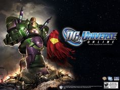 DCUO is now F2P. Come Join!    F2P=Free to Play