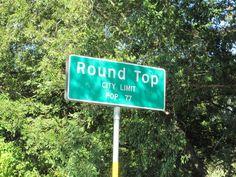 Round Top, Texas.