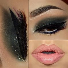 """@Tarte Creative Marketing cosmetics's photo: """"@MaquillateconAurora GB you never cease to amaze us! For more details on this """"smokin"""" hot look visit the lady's page! XoXoXo #absolutelystunning #artistry #beauty #gorgeous #makeup #love #smokey #talent"""""""